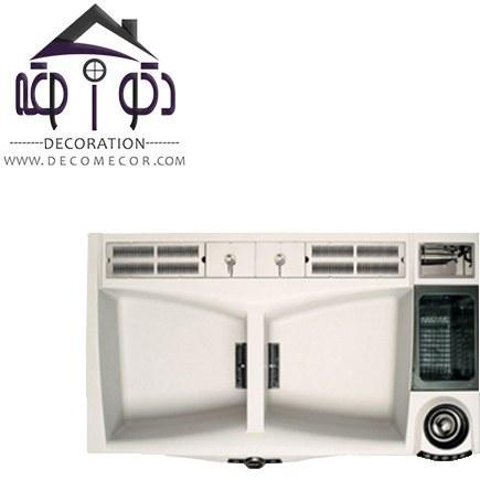 سینک مدل MAX 1000 DELUXE الیچی | sink model MAX 1000 DELUXE elleci