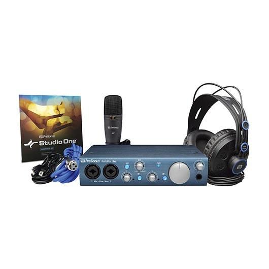 Presonus AudioBox iTwo Bundle | پکیج استودیویی پریسونوس