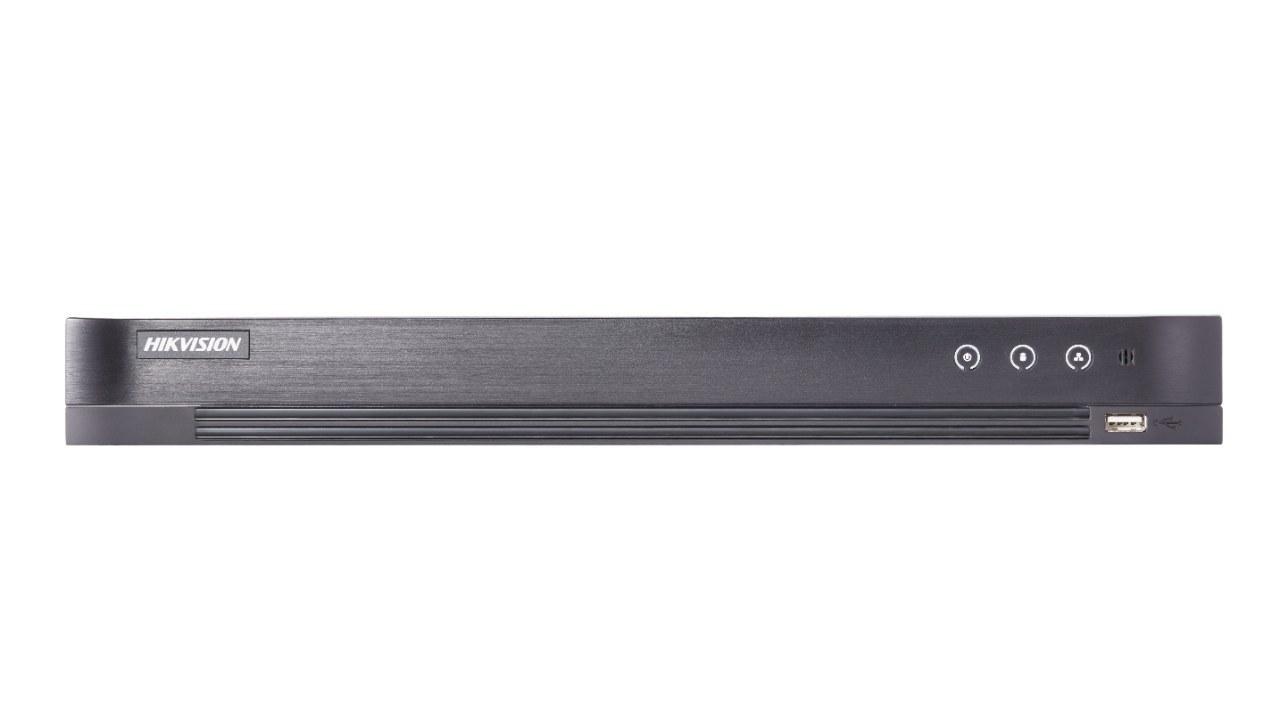 تصویر ضبط کننده ویدئویی تحت شبکه هایک ویژن مدل DS-7216HQHI-K2 HIKVISION DS-7216HQHI-K2 DVR