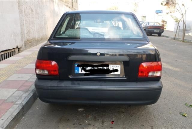 خودرو سایپا، پراید 131، 1392