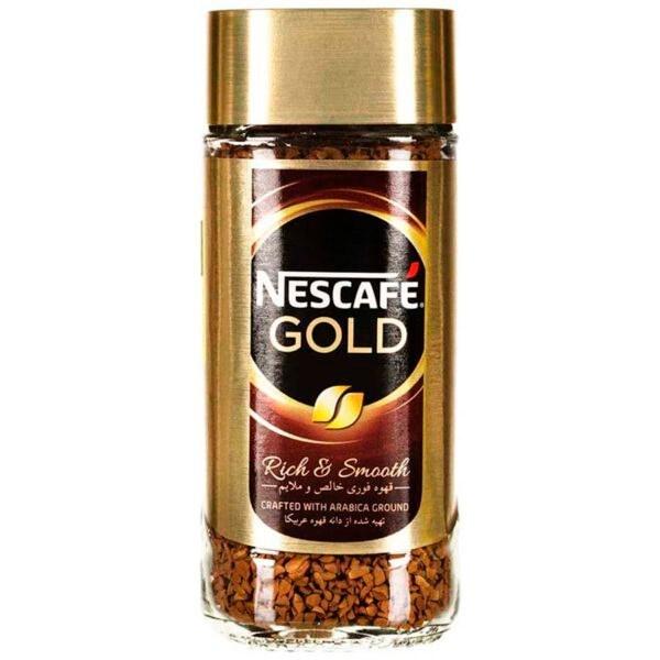 قهوه فوری نسکافه گلد بزرگ