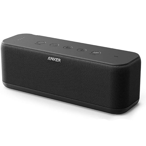 عکس اسپیکر انکر مدل Anker SoundCore Boost A3145 Speaker Anker SoundCore Boost A3145 اسپیکر-انکر-مدل-anker-soundcore-boost-a3145