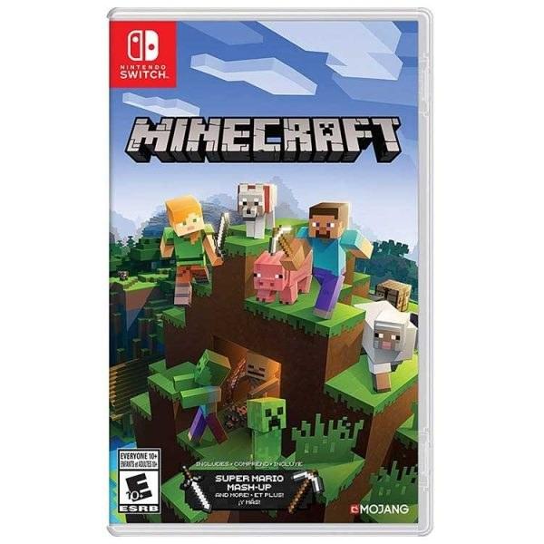 تصویر بازی Minecraft مخصوص Nintendo Switch