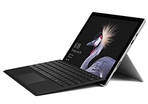 عکس Microsoft Surface Pro 256GB i5 with Black Type Cover Bundle (8GB RAM, 2.6GHz i5, 12.3 Inch TouchScreen) Newest Version 2017  microsoft-surface-pro-256gb-i5-with-black-type-cover-bundle-8gb-ram.-26ghz-i5.-123-inch-touchscreen-newest-version-2017