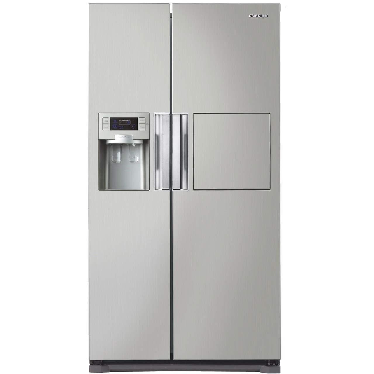 تصویر یخچال ساید بای ساید سامسونگ مدل HM34 Samsung sayd HM34 Refrigerator
