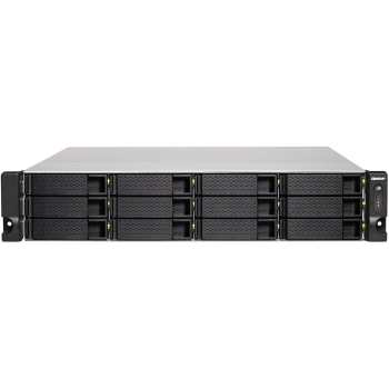 ذخیره ساز تحت شبکه کیونپ مدل TS-1273U-RP-8G