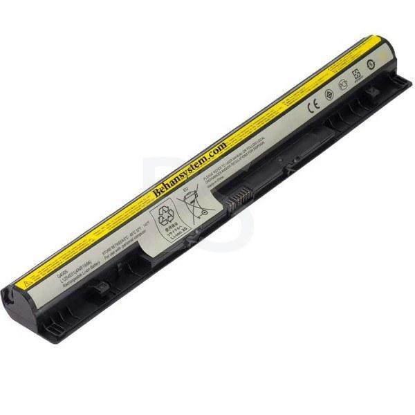 تصویر باتری لپ تاپ Lenovo مدل L12M4E01 (برند M&M دارای سلول سامسونگ ساخت کره)
