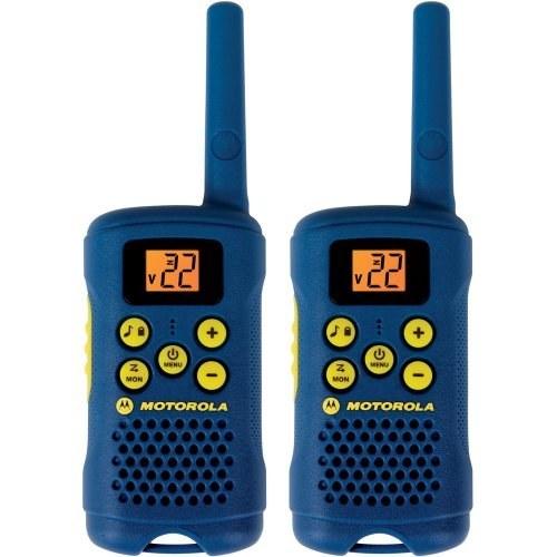 تصویر Motorola MG160A 16-Mile Range 22-Channel FRS/GMRS Pair of Two-Way Radio ا Motorola MG160A 16-Mile Range 22-Channel FRS/GMRS Pair of Two-Way Radio Motorola MG160A 16-Mile Range 22-Channel FRS/GMRS Pair of Two-Way Radio