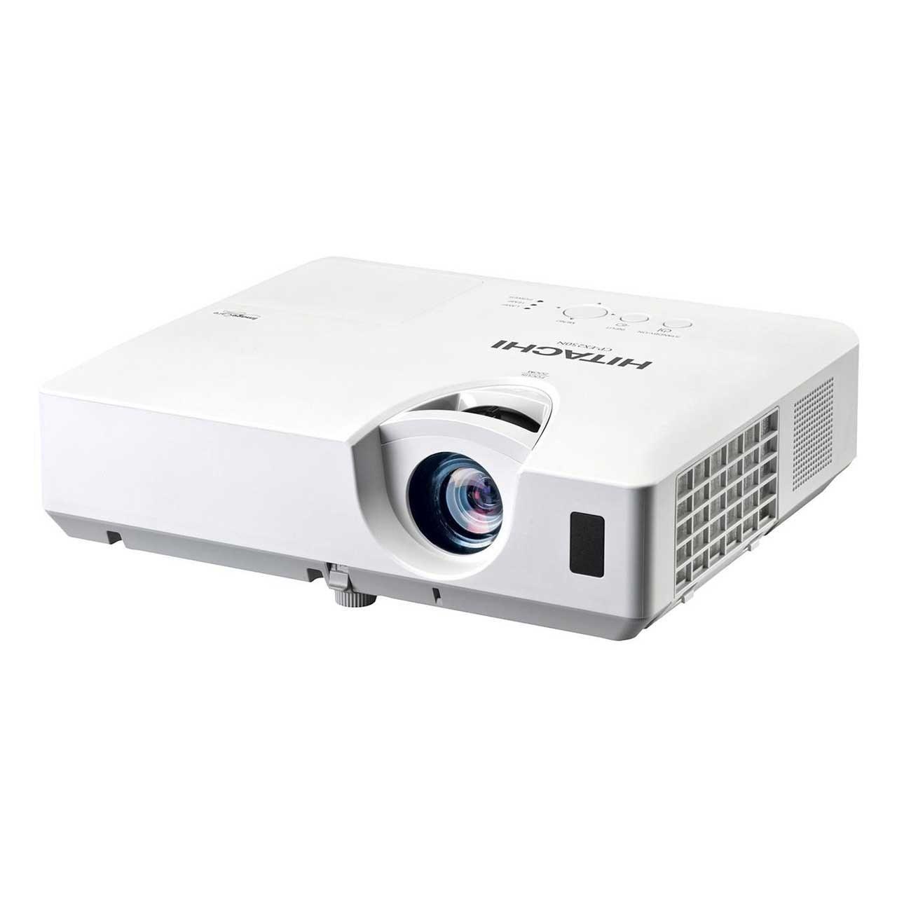 تصویر ویدئو پروژکتور برند Hitachi مدل CP-X252N