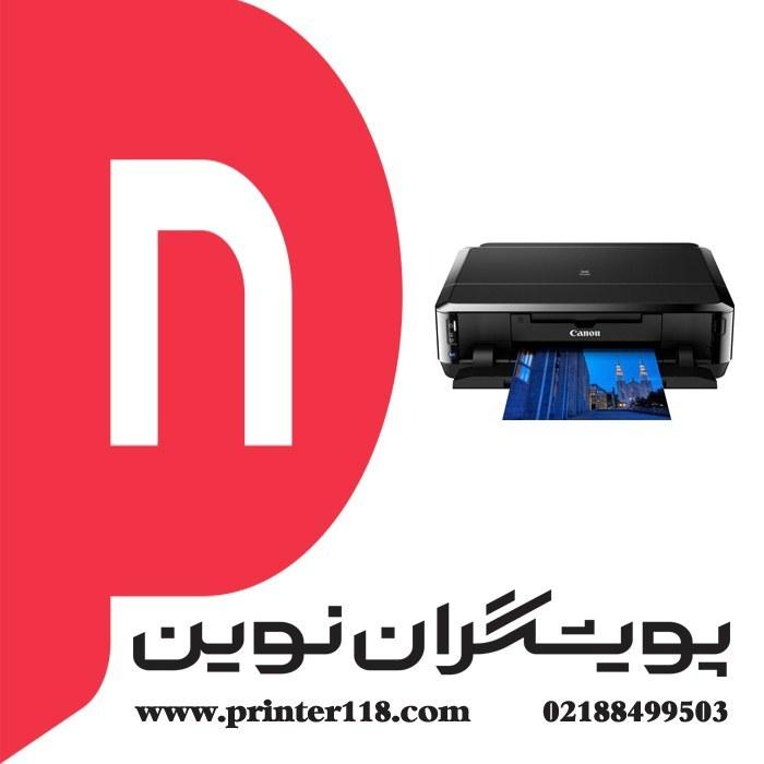 تصویر چاپگر CANON IP7250 Canon PIXMA iP7250 A4 Colour Inkjet Printer