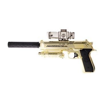 تفنگ بازي مدل D2C-1   D2C-1 Toy Gun