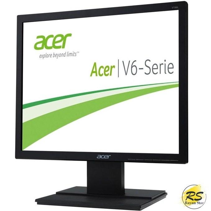 تصویر مانیتور 19 اینچ ایسر مدل Acer V196L