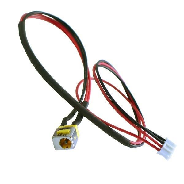 تصویر سوکت شارژ کد 338 لپ تاپ ایسر اسپایر  5235 Acer Aspire 5235 DC jack connector replacement