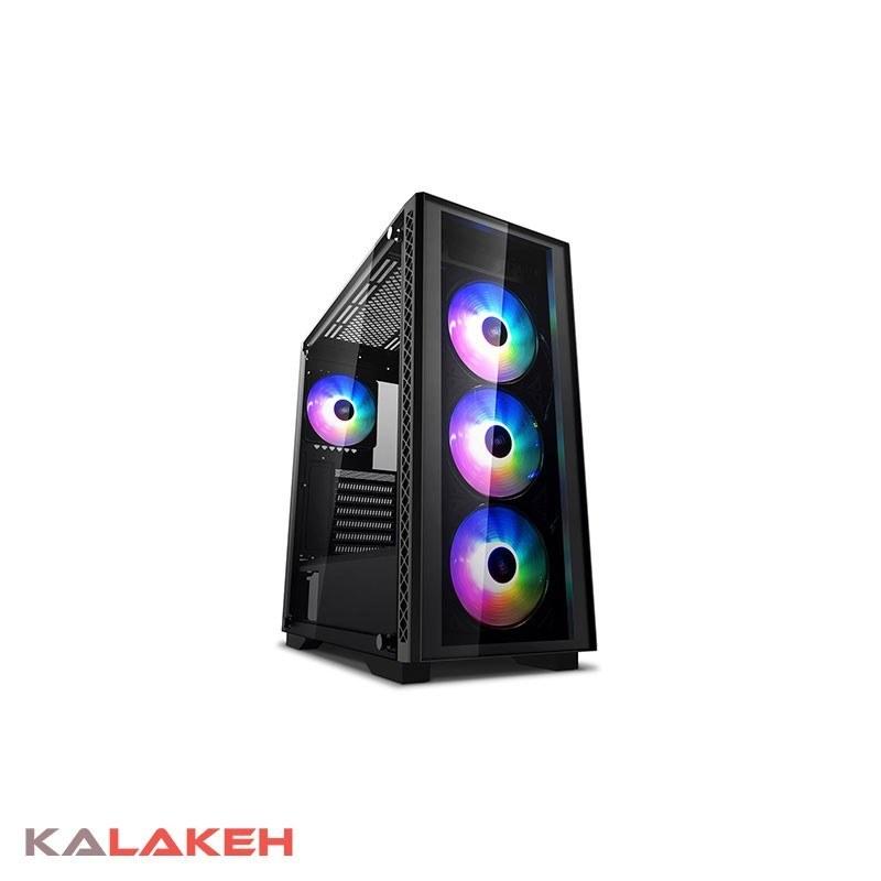 تصویر کیس دیپ کول MATREXX 50 ADD-RGB 4F