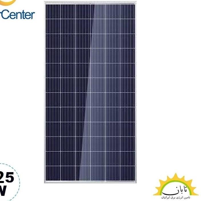 تصویر پنل خورشیدی 325 وات تابان  TBM72-325P (TBM72-325P)