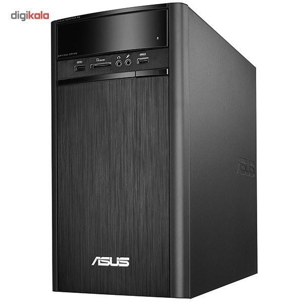 تصویر کامپيوتر دسکتاپ ايسوس مدل K31CD-BH004D ASUS K31CD-BH004D Desktop Computer
