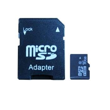 کارت حافظه MicroSDHC سن دیسک مدل Ultraکلاس 10 استاندارد UHS-I U1 سرعت 80MBps 533X همراه با آداپتور SD ظرفیت 16 گیگابایت | Sandisk Ultrs UHS-I U1 Class 10 80MBps 533X microSDHC With Adapter - 16GB