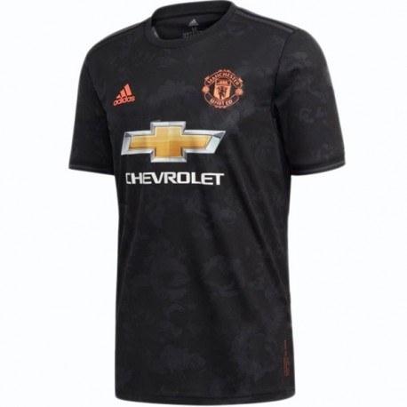پیراهن پلیری سوم تیم منچستریونایتد فصل Manchester United 2019-20 3rd Soccer Jersey