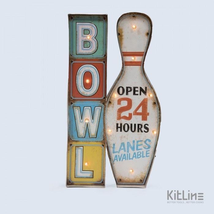 image تابلو LED مدل Bowling