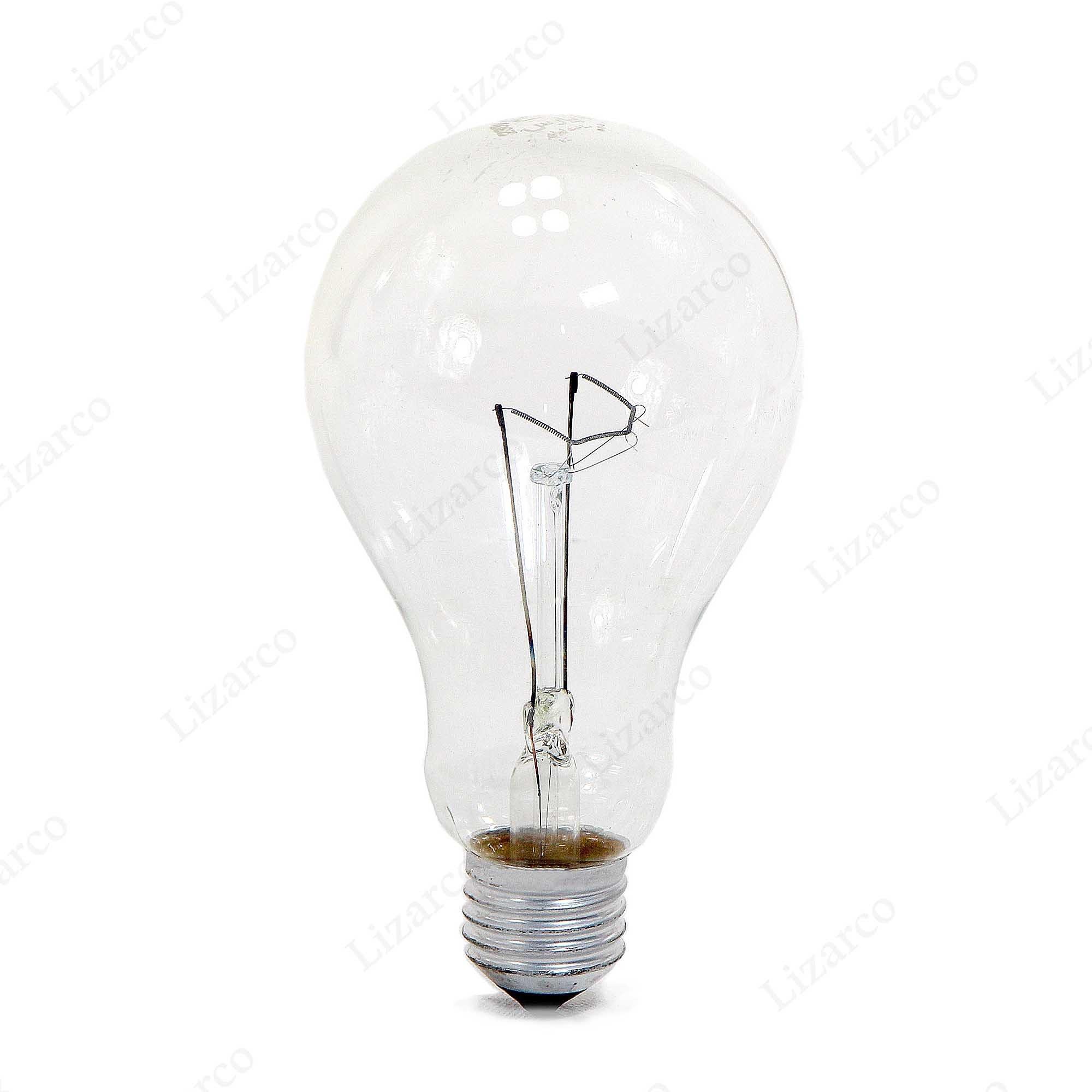 تصویر لامپ  200  وات  رشته ای  - پارس شهاب
