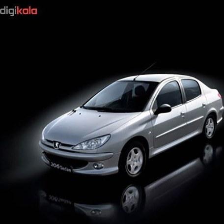 عکس خودرو پژو 206 اسدي وي 8 دنده اي سال 1396 Peugeot 206 SD V8 1396 MT خودرو-پژو-206-اس-دی-وی-8-دنده-ای-سال-1396 12