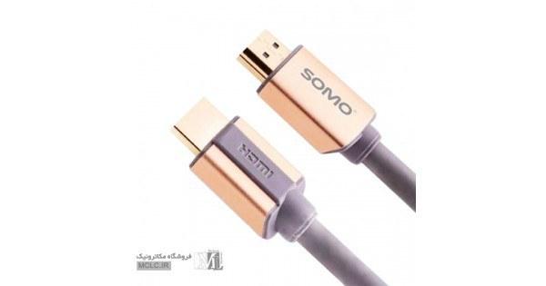 تصویر کابل HDMI 4K سومو 5 متری