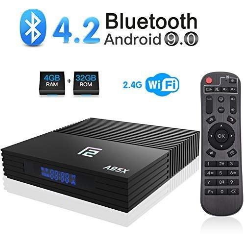 عکس جعبه تلویزیون اندروید 9.0 ، A95X F2 Android Box 4 GB RAM 32 GB ROM Amlogic S905X2 چهار هسته ای BT 4.2 WiFi 2.4G پشتیبانی 4K 3D USB 3.0 HDMI جعبه تلویزیون هوشمند Android 9.0 TV Box, A95X F2 Android Box 4GB RAM 32GB ROM Amlogic S905X2 Quad-core BT 4.2 WiFi 2.4G Support 4K 3D USB 3.0 HDMI Smart TV Box جعبه-تلویزیون-اندروید-90-a95x-f2-android-box-4-gb-ram-32-gb-rom-amlogic-s905x2-چهار-هسته-ای-bt-42-wifi-24g-پشتیبانی-4k-3d-usb-30-hdmi-جعبه-تلویزیون-هوشمند