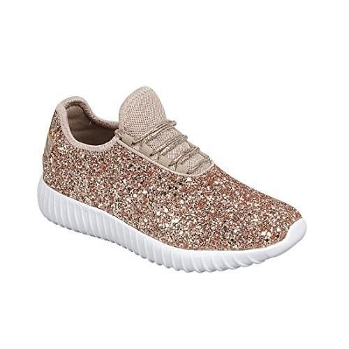 عکس Link Lace up Rock Glitter کفش ورزشی مد برای کودکان / دختران و کودکان  link-lace-up-rock-glitter-کفش-ورزشی-مد-برای-کودکان-دختران-و-کودکان