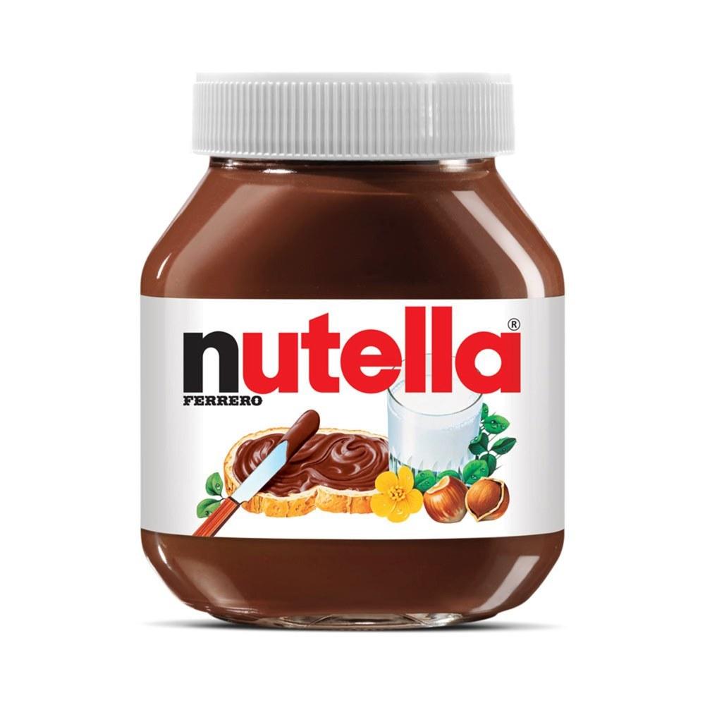 تصویر کرم شکلات نوتلا 750 گرمی Nutella Nutella 750 g German