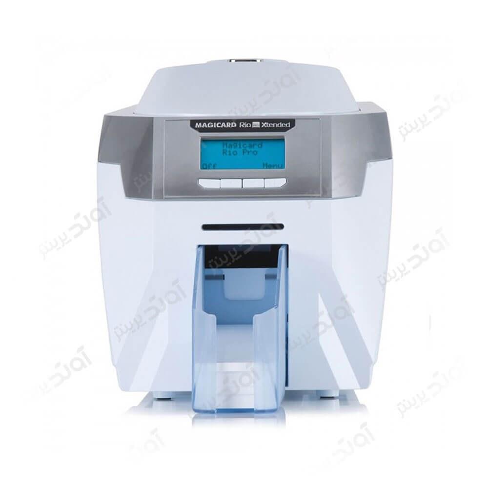 عکس پرینتر کارت مجیکارد مدل Rio Pro Smart/Mag Magicard Rio Pro Smart/Mag Card Printer پرینتر-کارت-مجیکارد-مدل-rio-pro-smart-mag