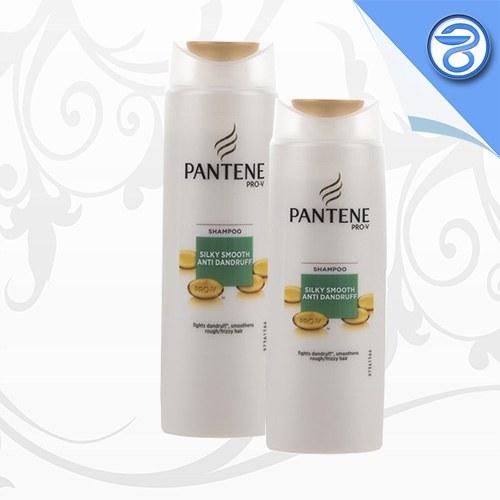 شامپو ضد شوره پنتن Pantene Anti Dandruff Silky-Smooth Shampoo