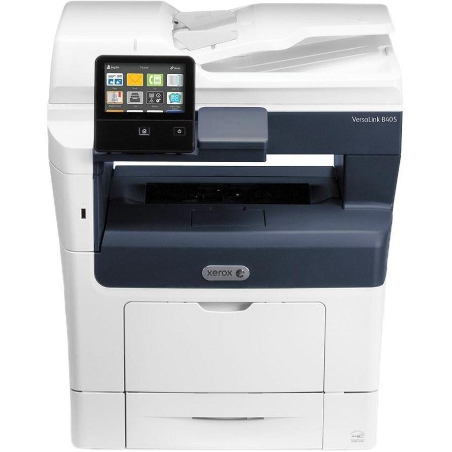تصویر پرینتر چندکاره لیزری زیراکس مدل B405 Xerox VersaLink B405 Monochrome Multifunction Printer