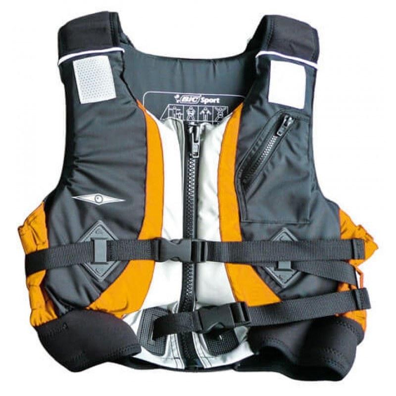 عکس جلیقه نجات کایاک  مدل Bic Sport - Buoyancy Aid Jr  جلیقه-نجات-کایاک-مدل-bic-sport-buoyancy-aid-jr