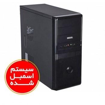 سیستم اسمبل شده گیمینگ بایوستار مدل B6 با پلتفرم اینتل گرافیک 4 گیگابایت | PC B6 Gaming Biostar i5(7400) 8GB(2400) RAM 120GB SSD