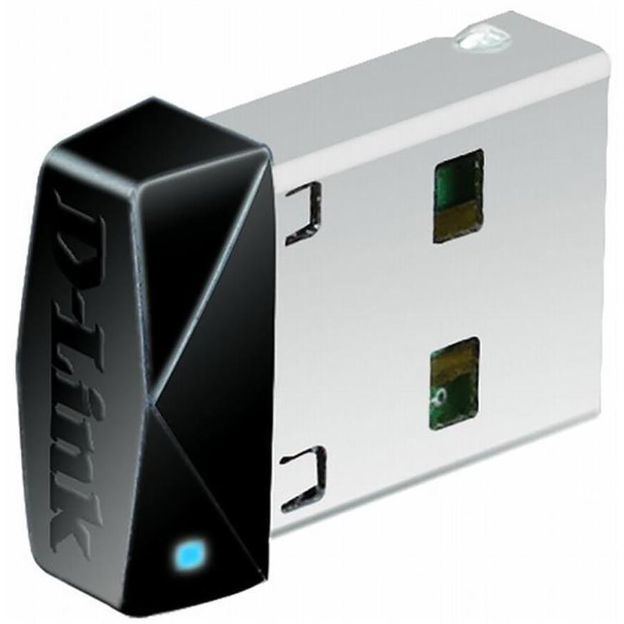 تصویر کارت شبکه دی لینک آداپتور بی سیم USB ان 150 پیکو DWA-121 LAN Card D-Link Wireless N 150 Pico USB Adapter DWA-121