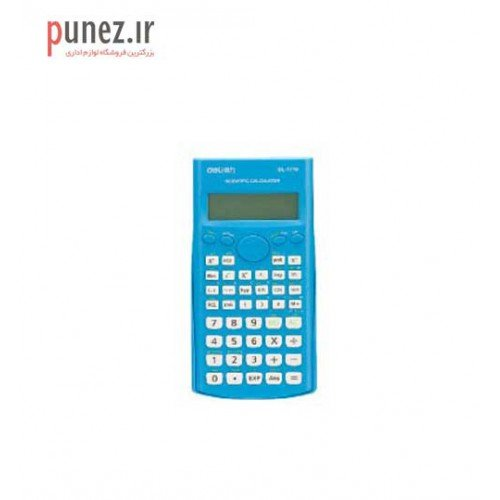 main images ماشین حساب دلی مهندسی 12 رقم مدل 1710A  کد 23