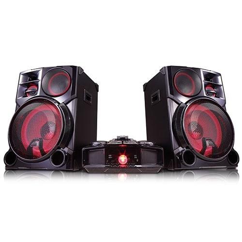 سیستم صوتی خانگی 4800 وات شیک ال جی CM9960 | LG Hi-Fi Entertainment System CM9960
