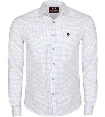 پیراهن چهارخانه مردانه |
