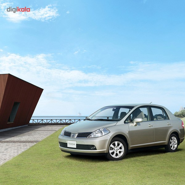 عکس خودرو نيسان Tiida اتوماتيک سال 2006 Nissan Tiida 2006 AT خودرو-نیسان-tiida-اتوماتیک-سال-2006 7