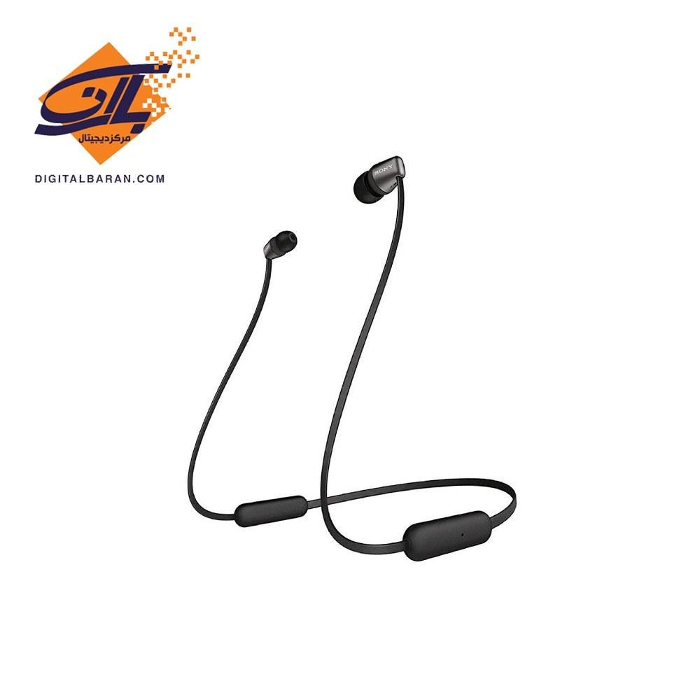 عکس هدفون بیسیم سونی مدل WI-C310 رنگ آبی Sony WI-C310 Wireless in-Ear Headset/Headphones with mic for Phone Call, Blue, Model Number: WI-C310/L هدفون-بیسیم-سونی-مدل-wi-c310-رنگ-ابی