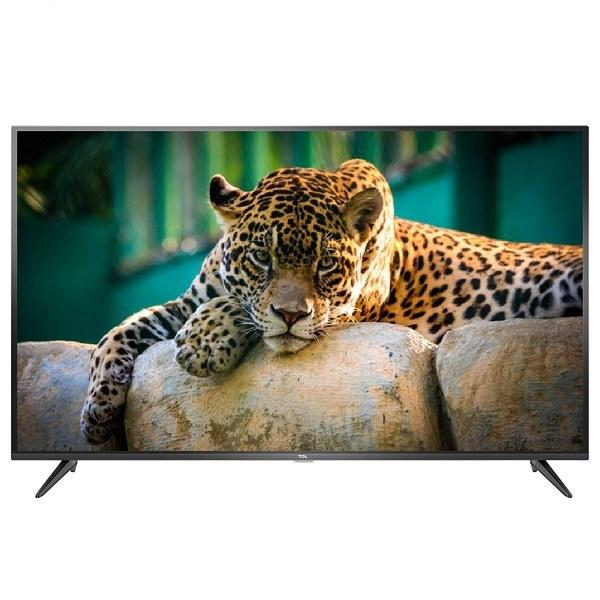تصویر تلویزیون ال ای دی هوشمند تی سی ال مدل 50P65USL سایز 50 اینچ|مشکی TCL 50P65USL Smart LED TV 50 Inch
