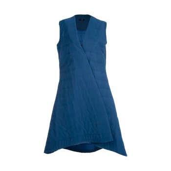 کاپشن آستین حلقه ای زنانه | Women Sleeveless Winter Jacket
