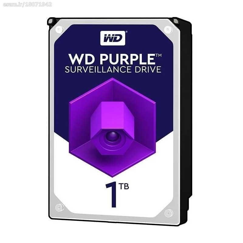 تصویر هارد اینترنال وسترن دیجیتال Western Digital Purple
