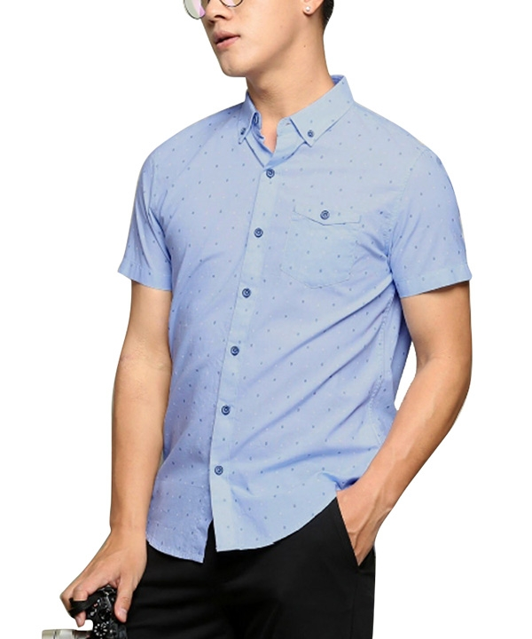 پیراهن مردانه جین وست