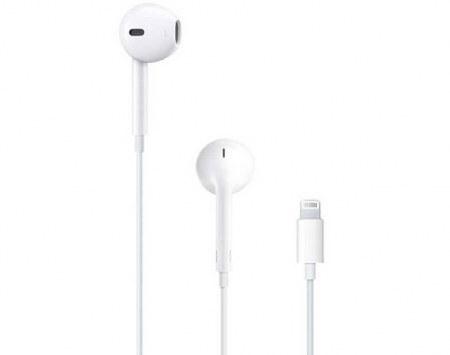 تصویر هندزفری اپل مدل EarPod با کانکتور لایتنینگ