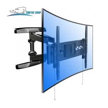 براکت (پایه) دیواری متحرک تلویزیون LED/LCD مدل LCDArm TWM-478 |
