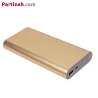 تصویر باکس پاوربانک 8 سل (تک خروجی) با ماژول 5ولت 2آمپر - طلایی