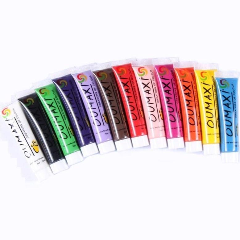 ست لاک طراحی ناخن OUMAXI Creators of Colour |