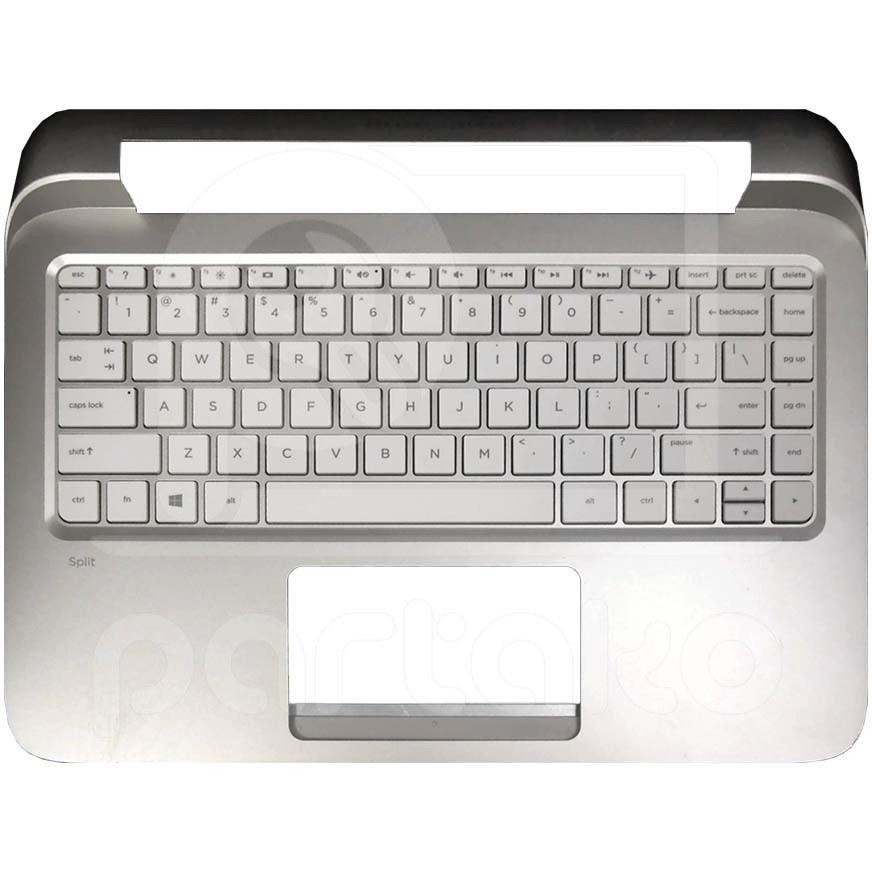 تصویر قاب و کیبورد لپ تاپ اچ پی Hp 13-R x2 Keyboard Laptop Hp 13-R x2 With Case C | 778938-001