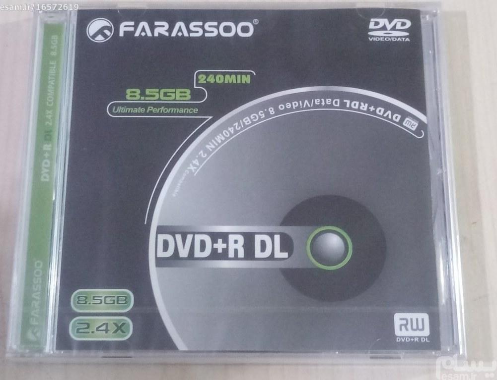 عکس DVD RW 8.5GB دی وی دی خام 8.5 گیگ  dvd-rw-85gb-دی-وی-دی-خام-85-گیگ